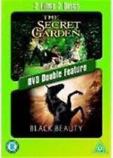 The Secret Garden + Black Beauty New 2xDVD R4
