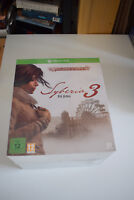 syberia 3 B.H. sokal collector's edition collector xbox one neuf sous blister