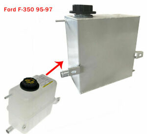 For Ford F-350 1995-97 7.3L Turbo Diesel Coolant Overflow Tank Reservoir Bottle
