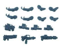 Space Marines Mark IV  - Kombiwaffe und Spezialwaffen  - Big Pack