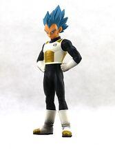 Figura de acción/Action Figure Dragon Ball S Vegeta Super Saiyan Dios Pelo azul