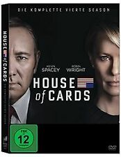 House of Cards - Die komplette vierte Season (4 Discs) | DVD | Zustand gut
