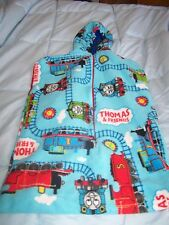 Thomas the Train Engine Wearable Double Layer Fleece Blanket Snuggie Baby 0-12 m