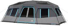 NEW Ozark Trail 20 x 10 Dark Rest Instant Cabin Tent Sleeps 12 Camping Outdoor