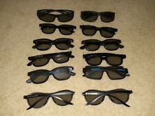 3D Glasses Lot LG Real D True Depth 12 Pairs Passive Cinema