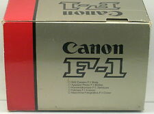 CANON  New F-1N 35mm SLR film camera for FD lens  **** MINT **** F-1n F1