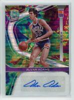 2019-20 Alvan Adams 39/75 Auto Panini Spectra Autographs