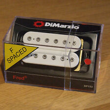 DiMarzio Fred Pickup in White DP153F