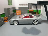 Hot Wheels Custom 1:64 Scale Parts Forgiato Tello Wheels & Resin Tyre's