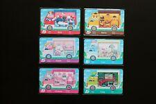 Amiibo Compatible Tag-Hello Kitty Animal Crossing Sanrio pvc cards FULL SET OF 6