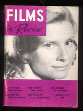 Films In Review March 1971 Bob Hope Joseph L Mankiewicz Katharine Hepburn  MBX30