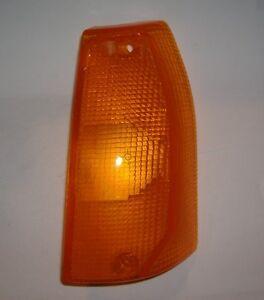 AUTOBIANCHI Y 10/ PLASTICA FRECCIA ANTERIOR. SX/ FRONT TURN LIGHT LEFT