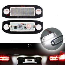 Volvo C70 MK1 White LED Superlux Side Light Beam Bulbs Pair Upgrade
