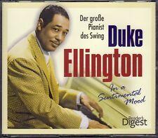 DUKE ELLINGTON-In a Sentimental Mood 3cd-box READER'S DIGEST