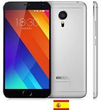 "Meizu MX5,16GB,4G,LIBRE 3G RAM,Helio X10,Octa Core 2'2 GhZ, 5,5""FHD,20'7 Mpx"
