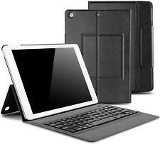 OMOTON Bluetooth Tastatur Hülle für iPad 9.7