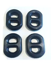 4 X Exhaust Mount Rubber Figure 8 FOR Holden Commodore Camira Caprice Statesman