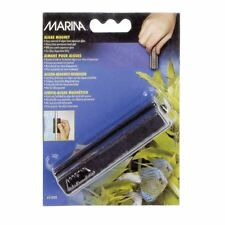 Marina Algae Magnet Cleaner - 4 inch Medium Aquarium Glass Cleaner