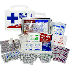 Bulk First Aid Kit, 74 Piece, OSHA & ANSI A, 25 Person Gasketed Plastic URG-3681