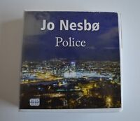 Police - by Jo Nesbo - Unabridged Audiobook - 16CDs