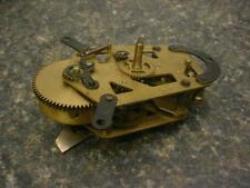 Goma 2 Jewels Unadjusted Made in Germany Novelty Clock Brass Wind Movement D008a
