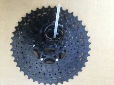 Sunrace MS3 - 10 Speed Wide Range MTB Cassette - Black - 11-42