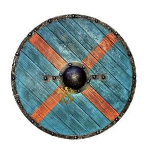 300 Spartan Shield Greek King Leonidas Movie Gear of War Armor shield Vintage