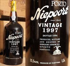 1997er VINTAGE PORT-Niepoort-MAGNUM-WS 95 punti ***