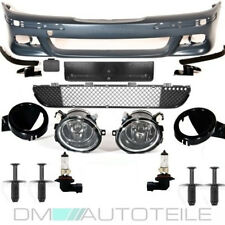 BMW E39 SPORT Stoßstange ABS ohne PDC/SRA+Zubehör für M Nebelscheinwerfer+NIETEN