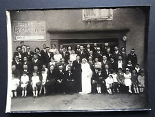 63 PHOTO MARIAGE CREDIT LYONNAYS AMBERT ANGLE BOULEVARD SULLY PLACE ST JEAN