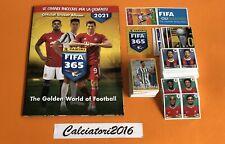 FIFA 365 2021 PANINI - Album vuoto + set completo 449 figurine stickers