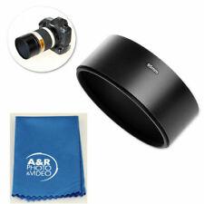 95mm Metal Lens Hood for Nikon Nikkor Manual Focus 50-300mm f4.5 ED Ai Lens 95