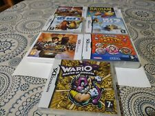 LOTE NINTENDO 3DS Y DS COMPLETOS