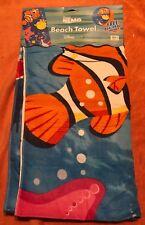 Nemo  Towel Disney Store Free Beachball Inside