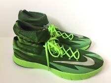 Nike Zoom Hyperrev 2013 Green Mens Shoes Size 18