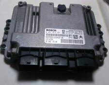 PEUGEOT CITROEN C4 1.6HDI ECU Moteur Unité De Contrôle 9653958980 028101871 Bosch