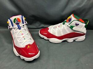 Nike Men's Jordan 6 Rings Basketball Sneakers Multi-Color Edition Size 10.5 NWOB