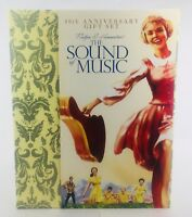 the sound of music 40th Anniversary Gift Set Cd, DVD & Book