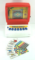 Vtg Radio Shack Fun N Skill With Marbles Game 60-2415 Tandy Hand Game
