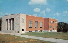 KY, Kentucky         CAMPBELLSVILLE COLLEGE-Alumni Chapel         1961 Postcard
