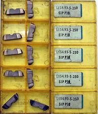 10 PLAQUITAS INTERCAMBIABLES SANDVIK L 154.93-5 250 , SIP P10