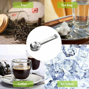 Tea Bag Tongs Teabag Squeezer Strainer Ice Cube Mini Tongs Stainless Steel New