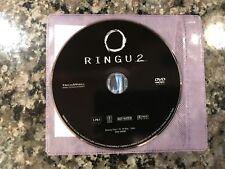 Ringu 2 Dvd! 1999 Horror! Also See Don't Look Up & Dark Water
