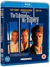 The Talented Mr. Ripley 1999 Blu-ray DVD Region 2