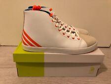 Adidas Men 'Neo Vulc Mid' Sneakers White Size UK 12