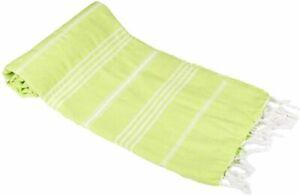Lotus Extra Large Beach Pool 100% Turkish Cotton Towel 70'' X 39''