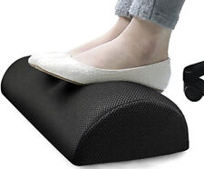 Foot Rest Pillow Cushion To Rest Your Feet In Office, Plane, Car. New.
