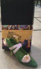 Just The Right Shoe Calla Lily w/ Coa and Original Box 1999 by Raine #25092