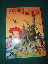 bd  ARTHUR et MERLIN T2 -les armées du passé- édition soleil