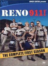 Reno 911! - The Complete First Season (DVD, 2004, 2-Disc Set) WORLD SHIP